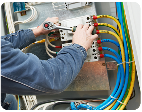 MK Electrical Services - Commercial
